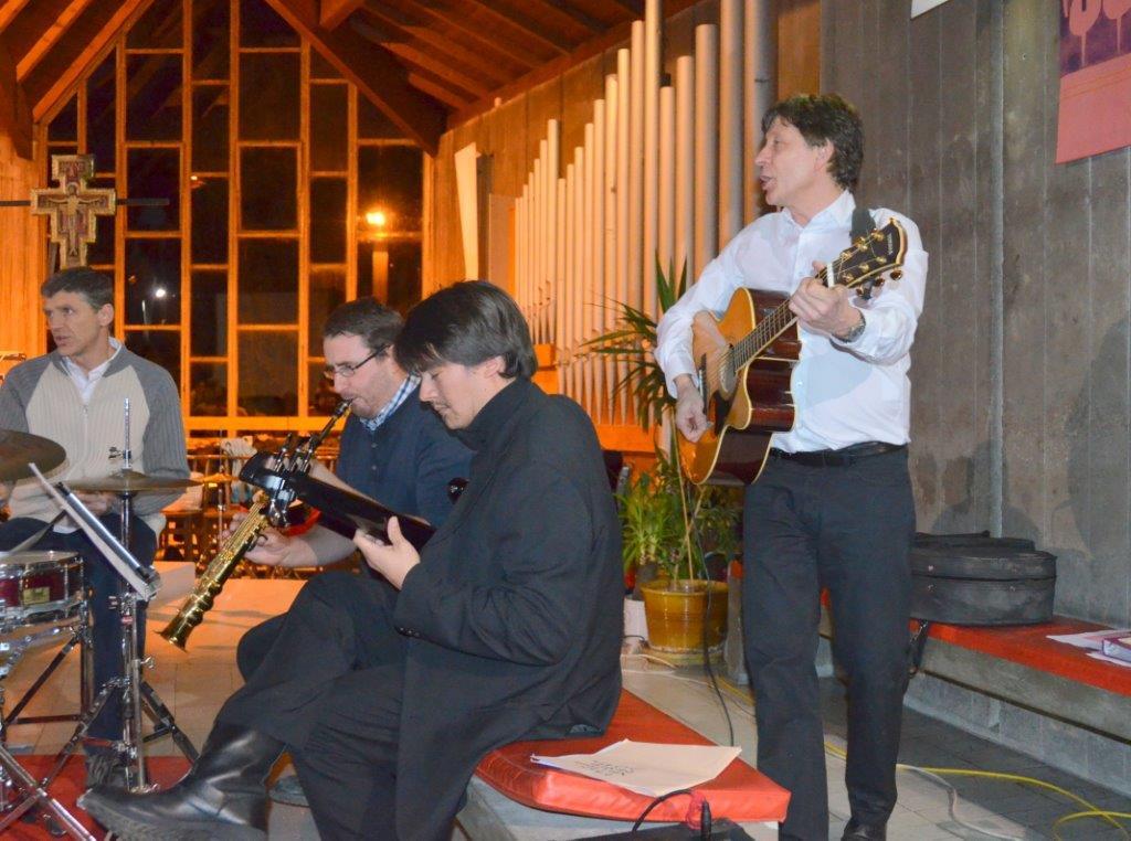 Veillée-Concert de Noël Tassin Décembre 2015