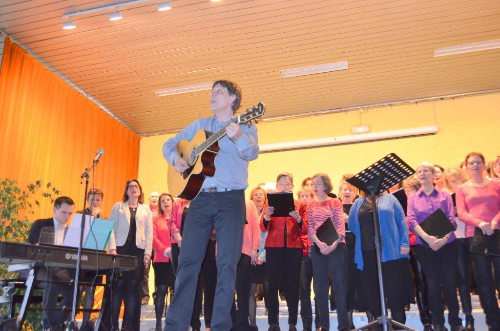 Concert Humanitaire Don de Soi Mars 2016