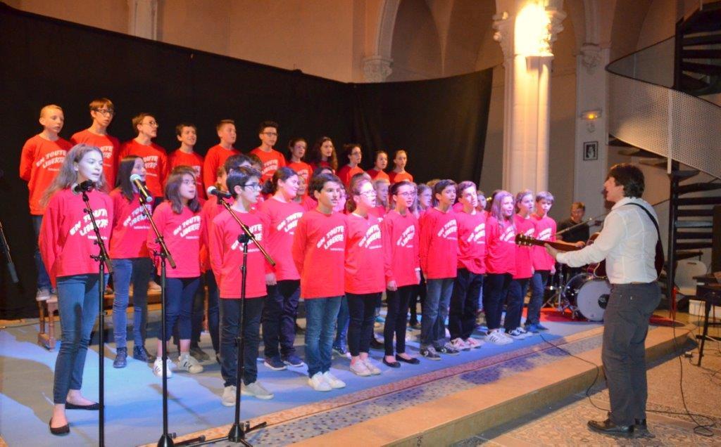 Semaine des Arts Les Chorales Juin 2016