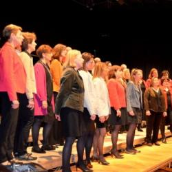 CONCERT CHORALE MARCY L'ETOILE  Avril 2017