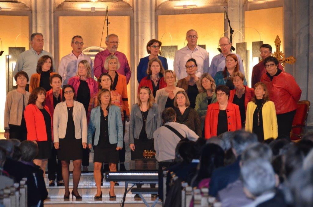 Concert Chorales Saint Galmier Octobre 2017