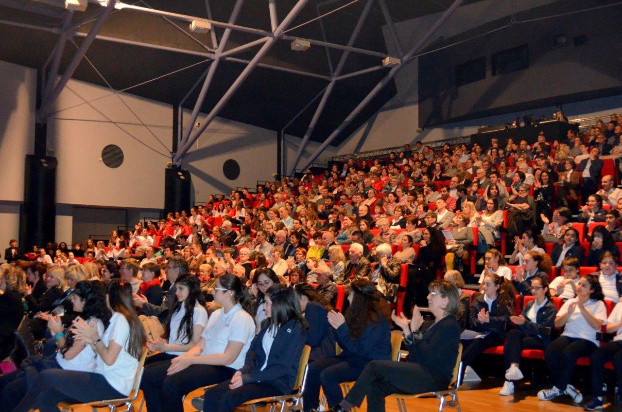 Concert Atrium Jumelage Liban Avril 2018