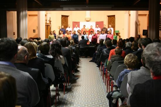 Concert du nouvel an Tassin Janvier 2011