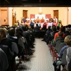 CONCERT  NOUVEL AN TASSIN Janvier 2011
