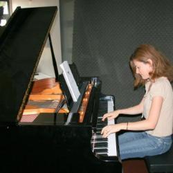 """ENREGISTREMENT CD """"SOPHIE LEAL""""  Juillet 2008"""