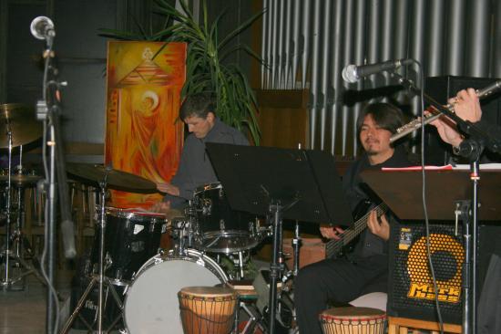 Veillée-Concert de Noël Tassin  Décembre 2009