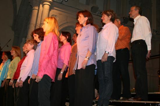 Concert Les rencontre chorales Mars 2009