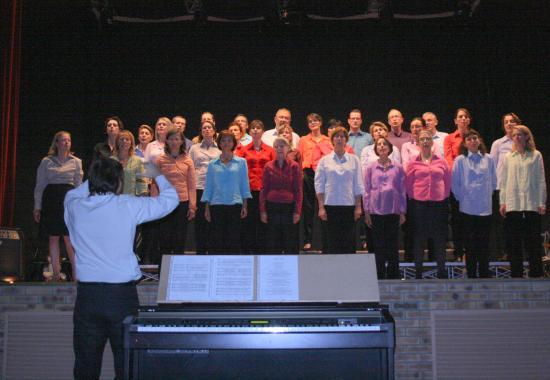 Concert Trisomie 21 Champagne Novembre 2009