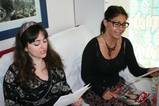 Répétition pour CD Les millénaires Avril 2011