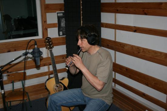 Enregistrement Studio instruments Mai 2011