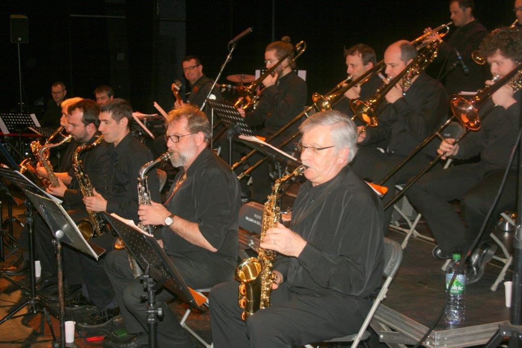 Concert pédagogique Jazz RN7 Mars 2016