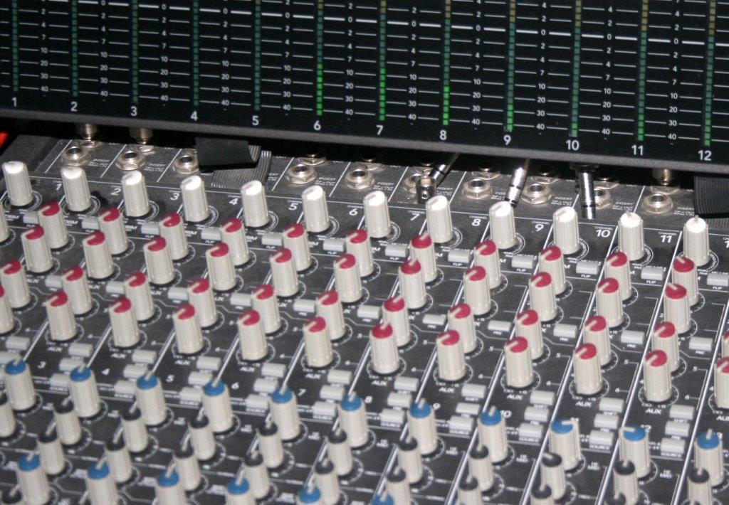 Enregistrement Studio instruments Mai 2016