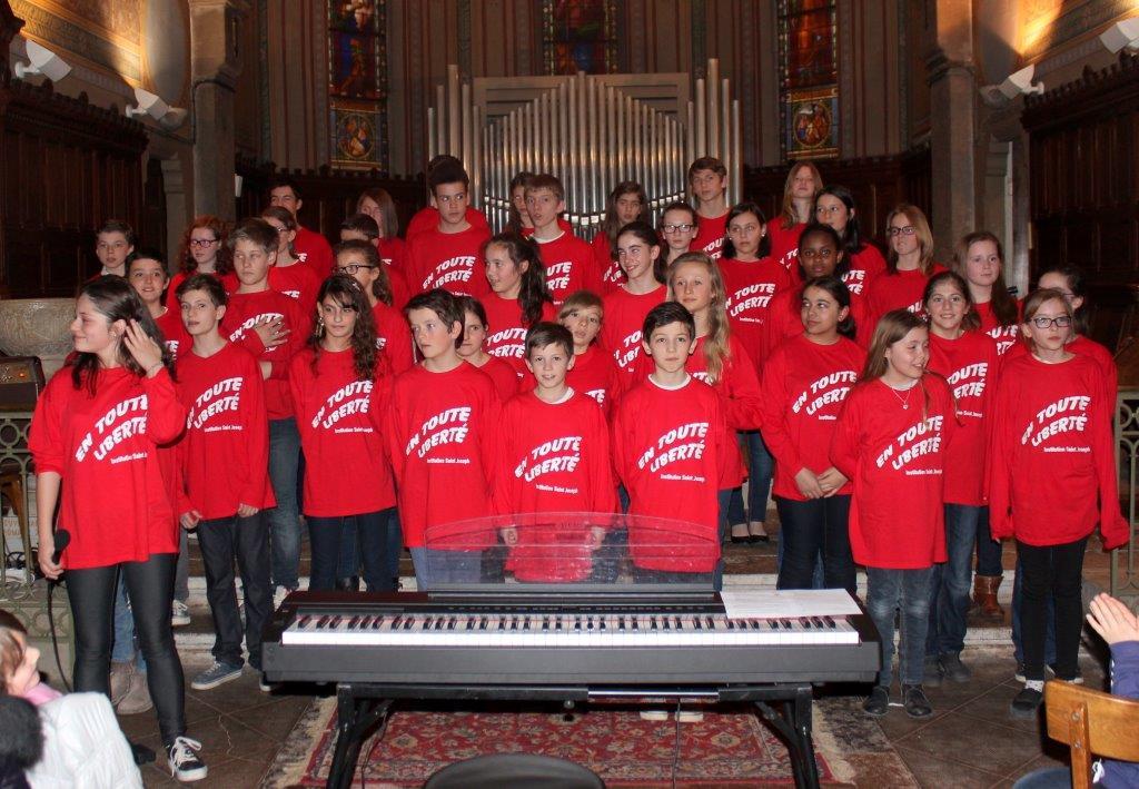 Concert Les rencontre chorales Mars 2015