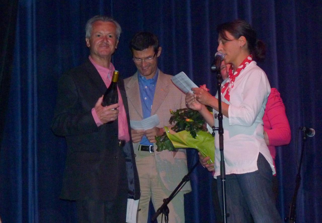 Sortie du CD Ecole Saint Claude Mai 2011