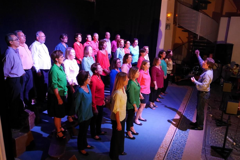Semaine des Arts Les Chorales Juin 2015