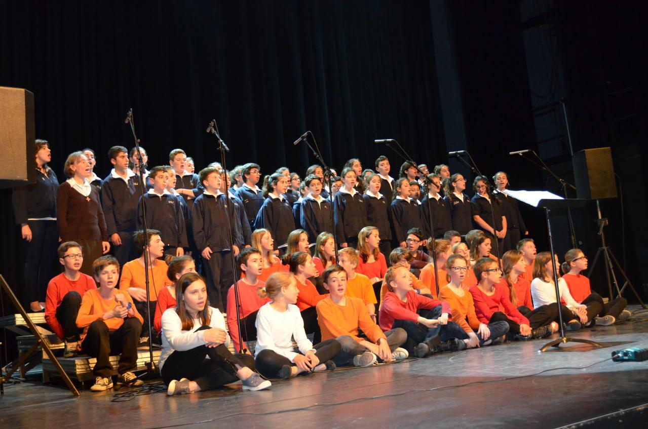 Concert Atrium Jumelage Liban Avril 2014