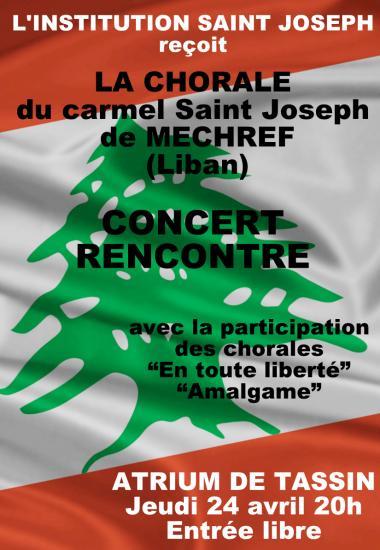 Affiche concert merchref