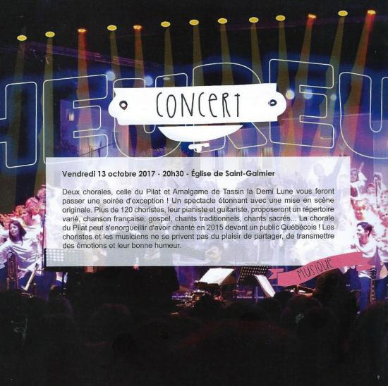 Concert saint galmier 3
