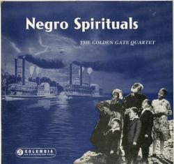 Golden gate quartet negro spirituals