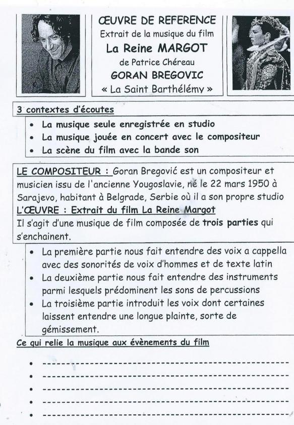 Oeuvre de reference goran bregovic